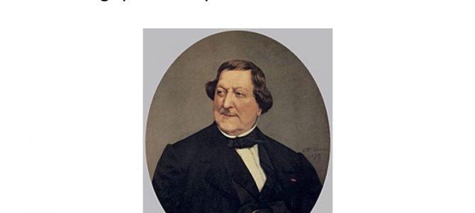 Winterconcert 2018. Maak kennis met Rossini. Als u ze nu bestelt liggen ze voor u klaar bij de ingang van de kerk.