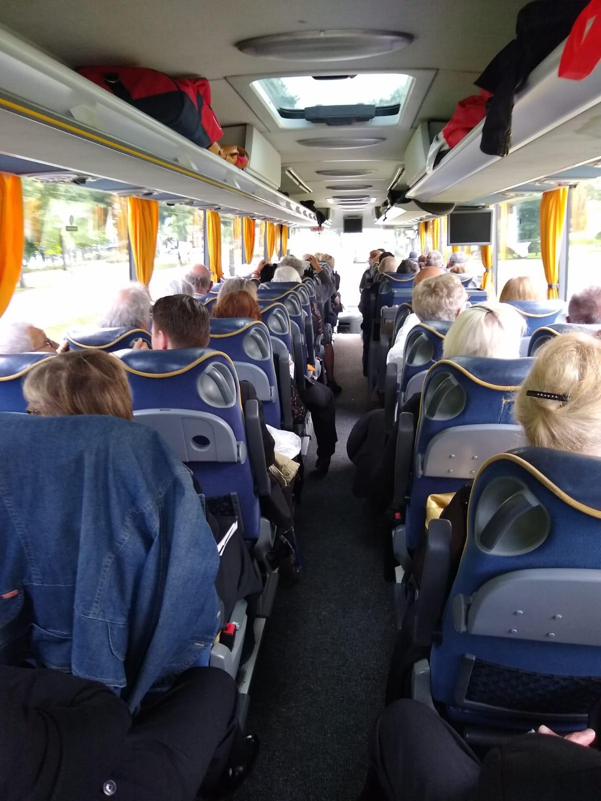 Op naar Rotterdam
